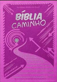 Bíblia Caminho - Rosa