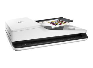Escaner Hp Scanjet Pro 2500 F1 Cama Plana Adf Duplex Scanner