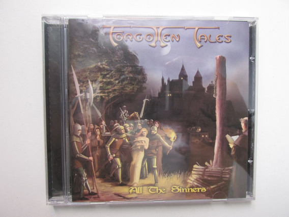 Cd Forgotten Tales - All The Sinners