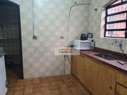 Sobrado Residencial À Venda, Centro, São Bernardo Do Campo. - So0677