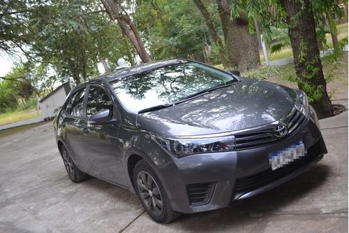 Toyota Corolla Xli 1.8 6m/t