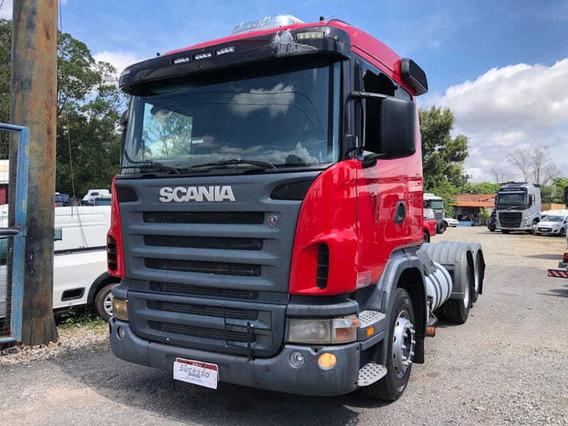 Scania G 420 6x2