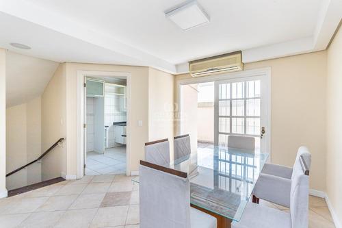 Imagem 1 de 30 de Casa Em Condomínio Para Aluguel, 3 Quartos, 2 Suítes, 2 Vagas, Tres Figueiras - Porto Alegre/rs - 7053