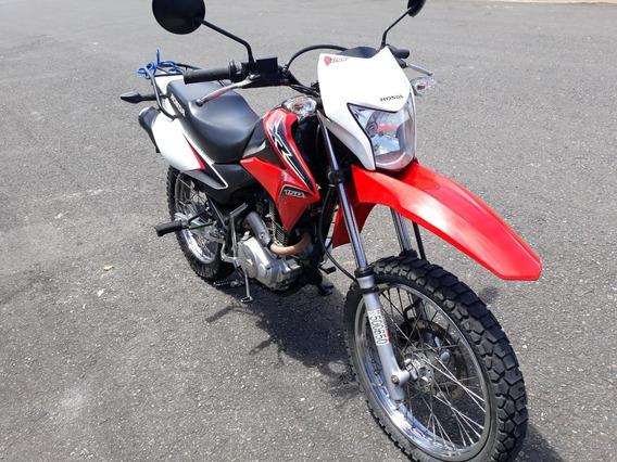 Honda Xr150l 2016 150cc Negociable