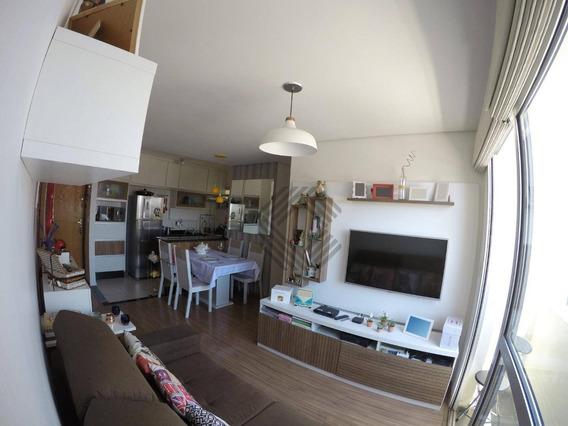 Apartamento Com 2 Dormitórios À Venda, 57 M² Por R$ 200.000,00 - Jardim Europa - Sorocaba/sp - Ap8145