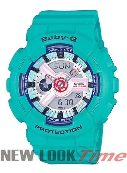 Relógio Casio Baby-g Ba-110sn-3adr
