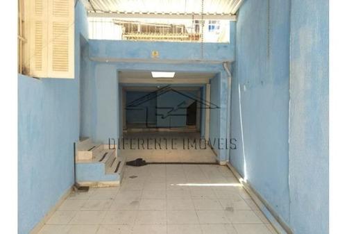 Casa Comercial -6 Salas - 3 Banheiros - 120 M² - No Jd Analia Franco Oportunidade !!
