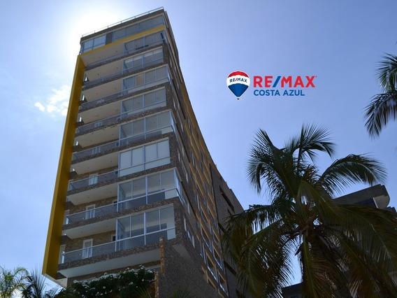 Remax Vende Amplio Apartamento En Edificio Terramare