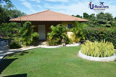 Oferta! Venta De Dos Casas Amobaldas En Santa Clara $248,000