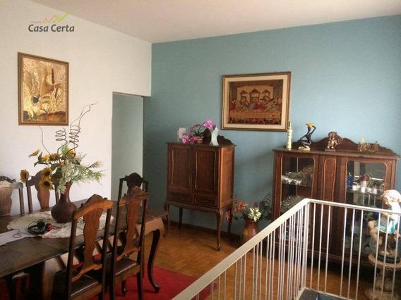 Casa Com 4 Dormitórios À Venda, 293 M² Por R$ 500.000 - Jardim Áurea - Mogi Mirim/sp - Ca1417