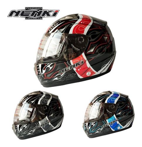 Casco Nenki Nk-820 Integral Homologado Varios Colores
