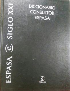 Diccionario Consultor Espasa Siglo Xxi