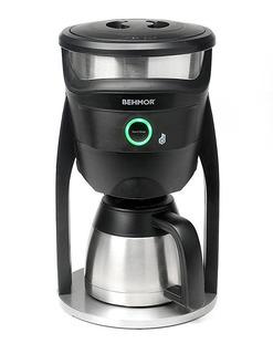 Cafetera Behmor Personalizable Con Control De Temperatura