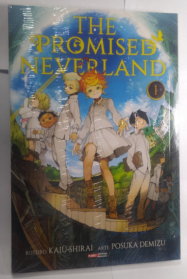 Promised Neverland 01 E 02