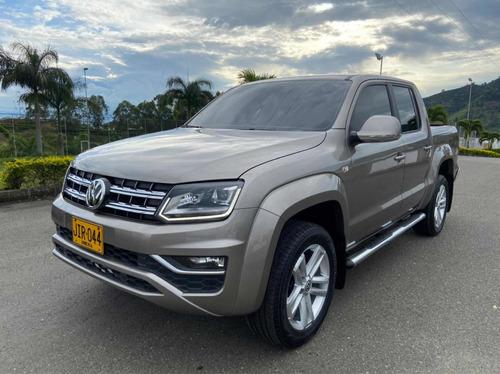 Volkswagen Amarok 2018 2.0 Highline 177 Hp
