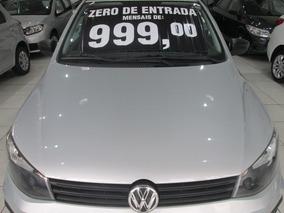 Volkswagen Gol 1.6 Completo Zero De Entrada + 60 X 999,00