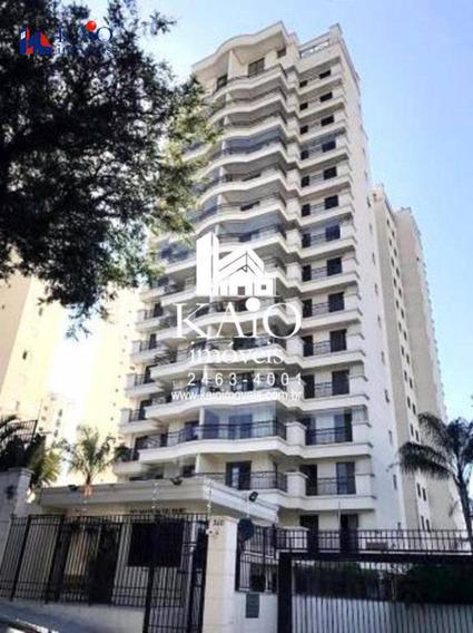 Apartamento Maison Du Parc Com 3 Suítes, 130m², 4 Vagas