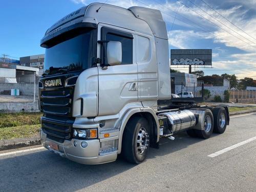 Imagem 1 de 14 de Scania R420 Highline Truck 2012 Volvo
