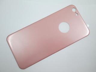 Película Adesiva Rose Gold iPhone 6 6s Plus 7 7 Plus 8 8p