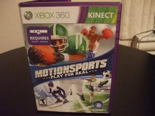 Motions Sport De Kinet Para Xbox 360 Slim