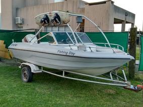Lancha Para Deportes Y Pesca