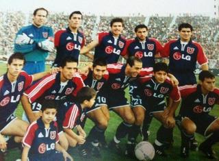 Universidad De Chile - 2001 - #9 Maestri