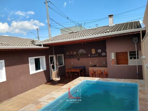 Imagem 1 de 15 de Casa Com Piscina - Jd. Vista Alegre Bragança Pta - Mc8557-1
