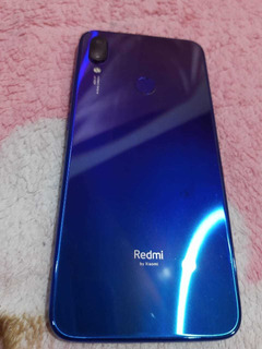 Celular Redmi Note 7 64 Gb,4 De Ram