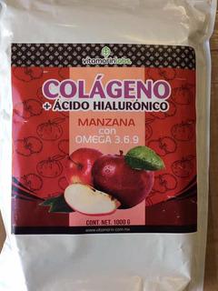 Colageno Hidrolizado + Acido Hialuronico Con Omegas 3,6y 9