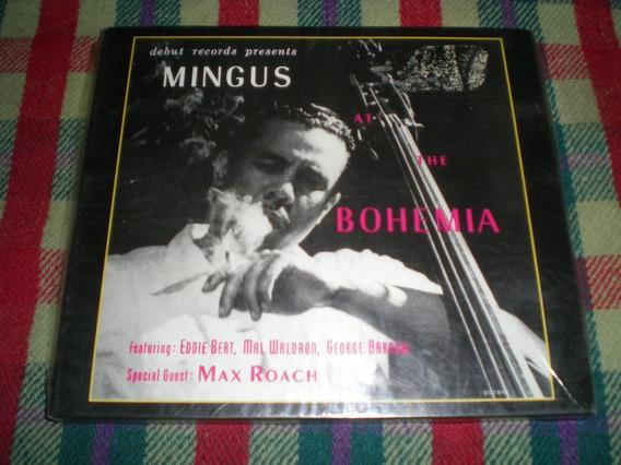Charles Mingus At The Bohemia Cd Nuevo Germany C23-2