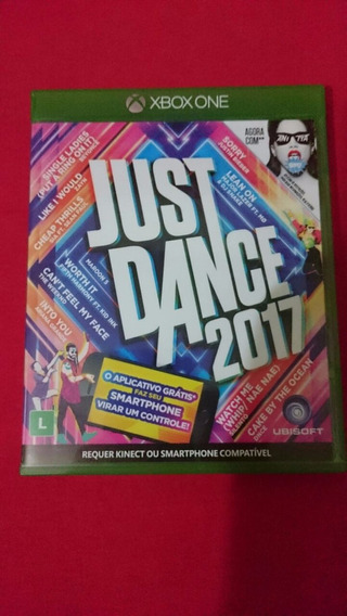 Just Dance 2017 Português Xbox One Midia Física R$10