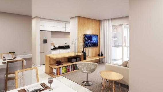 Apartamento Em Condomínio Padrão Para Venda No Bairro Jardim Pedroso, Mauá - 1102719