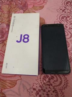 Samsung J8 Plus - 64gb