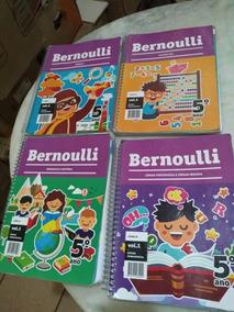 Benoulli 5o Ano Geo-his/mat/cie E Línguas Port/inglês 2018