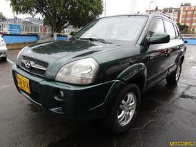 Hyundai Tucson Gl Mt 2000cc 4x4 Abs Ab