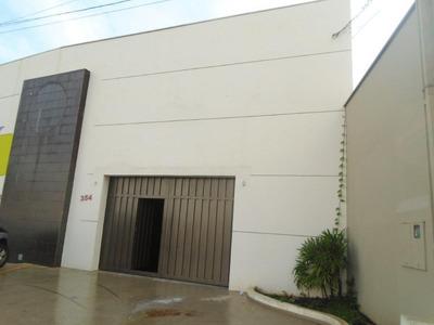 Galpão Para Alugar, 243 M² Por R$ 4.000/mês - Higienópolis - Piracicaba/sp - Ga0252