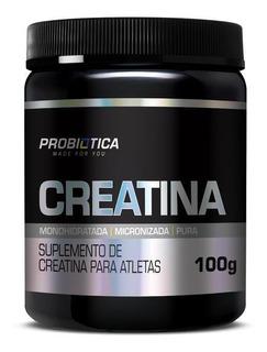 Creatina (100g) Probiótica
