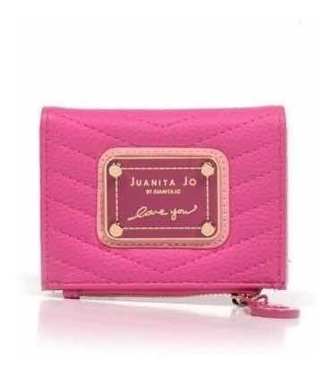 Billetera Juanita Jo ,mini Brand Inv20!!originales
