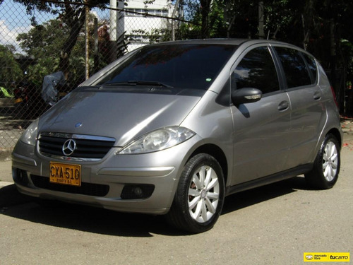 Mercedes-benz Clase A 170 1700 Cc Mt