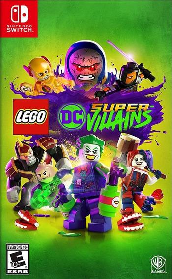 Lego Super Villains - Switch