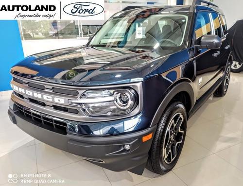 Ford Bronco Sport Big Bend 4x4 1.5 - 2021