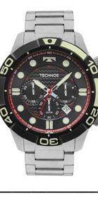 Relógio Masculino Technos Cronógrafo