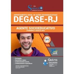 Apostila Degase-rj - 2019 - Agente Socioeducativo
