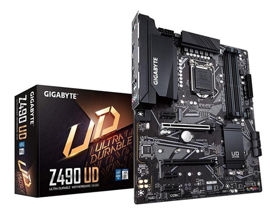 Motherboard Gigabyte Z490 Ud Ultra Durable Intel 1200 10ma