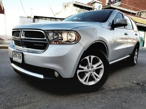 Dodge Durango Sxt V6 At 2012 Autos Puebla