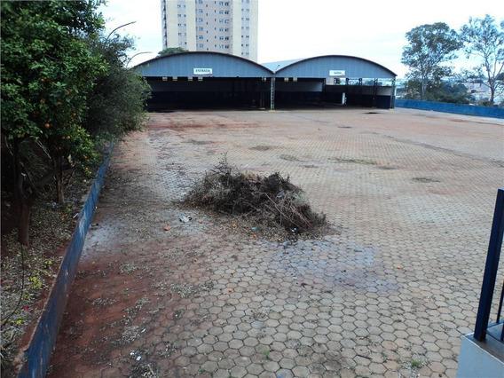 Compre Ou Loque Galpão Industrial Para Venda E Locação Imóvel , Mansões Santo Antônio, Campinas._ Sp. - Ga0002