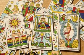 Baralho Leitura Consulta Tarô Tarot Cartas Amor Amarração