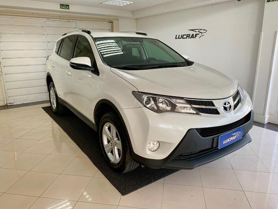 Toyota Rav-4 2.0 2013