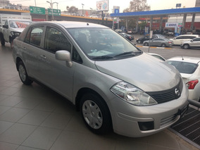 Nissan Tida 1.8 Advance Sedan Mt