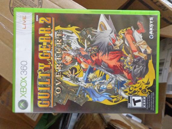 Guilty Gear 2 Overture Xbox 360 Original $94